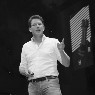 Rutger van Zuidam, EventHorizon 2019 Keynote Speaker